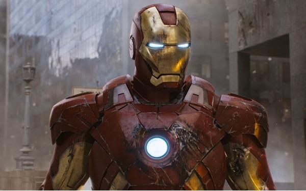 Краткий экскурс по строению супер экипировки «Железного человека»