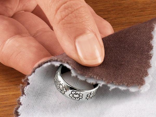 Чем почистить радированное серебро в домашних условиях