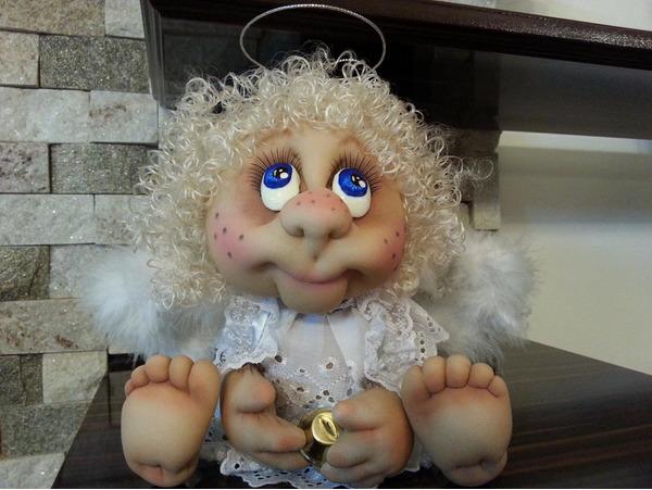 Выбирая размер каркасной куклы стоит помнить, что чем меньше кукла, тем кропотливей работа. Мелкие детали прорабатывать гараздо тяжелее
