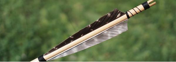 Самодельные стрелы не уступают стрелам, изготовленным профессионалами