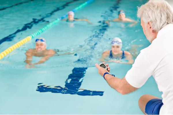 Плавание доступно в любом возрасте