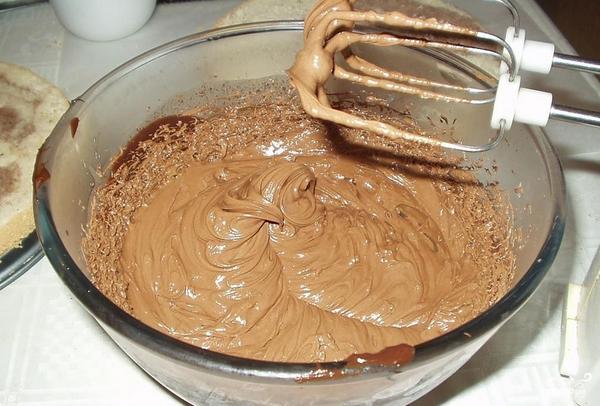 Взбивание крема «Ганаш»